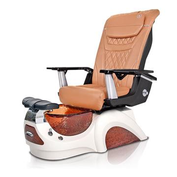 Noemi-AMBER Pedicure Chair   T-Timeless Massage Chair   Mocha Pad-Set